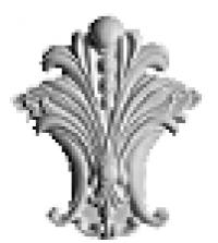 Декоративные элементы из гипса