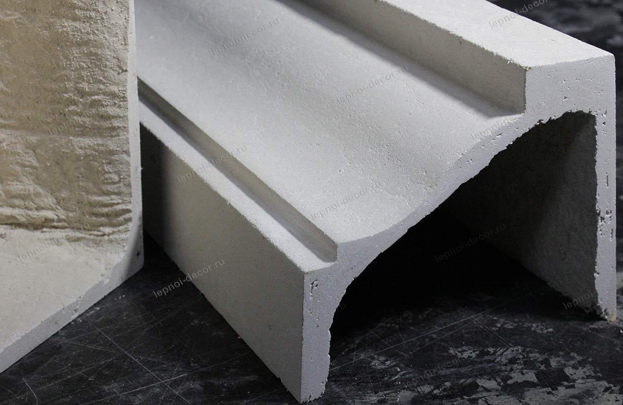Элементы из фибробетона бетон закладные